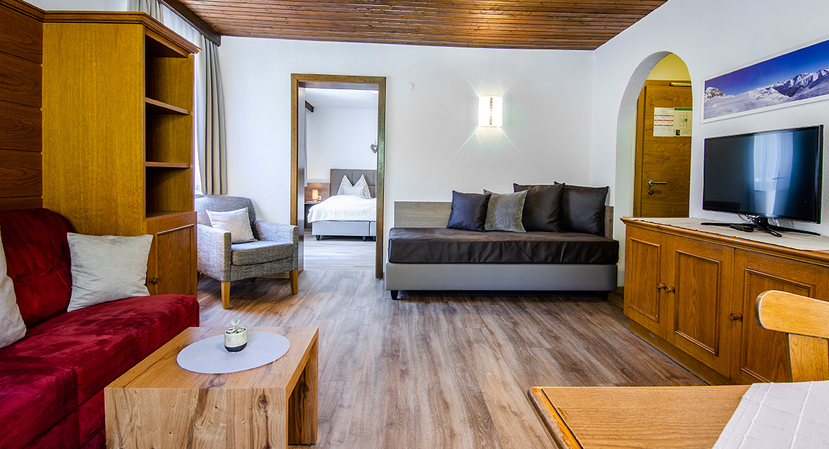 Family Apartment Top 5 in Chalet Sofie in Ischgl
